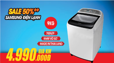 Máy giặt Samsung 9kg