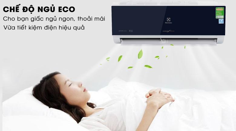 Chế độ ngủ điều hòa Electrolux