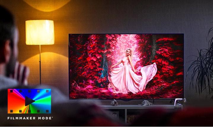 Các công nghệ nổi bật trên tivi LG NanoCell