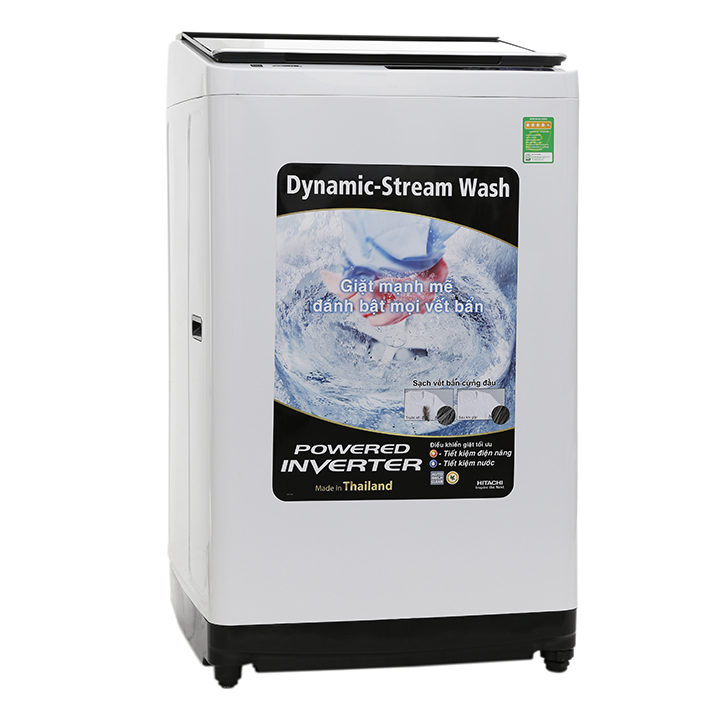 Máy giặt lồng đứng Hitachi 10kg SF100XAV
