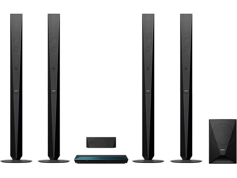 Dàn âm thanh Sony 5.1 BDV-E6100 1000W
