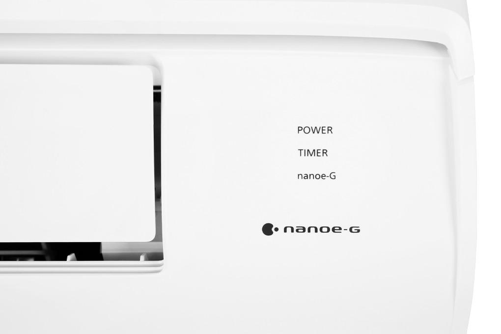 Điều hòa Panasonic 1 chiều 12.000BTU CU/CS-N12WKH-8