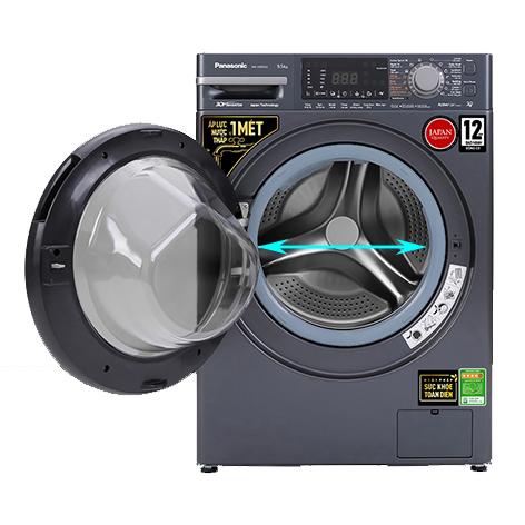 Máy giặt Panasonic 9.5 kg NA-V95FX2BVT