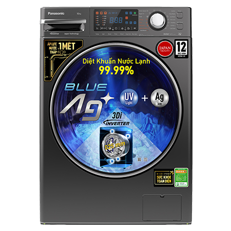 Máy giặt Panasonic 9kg NA-V90FX2LVT