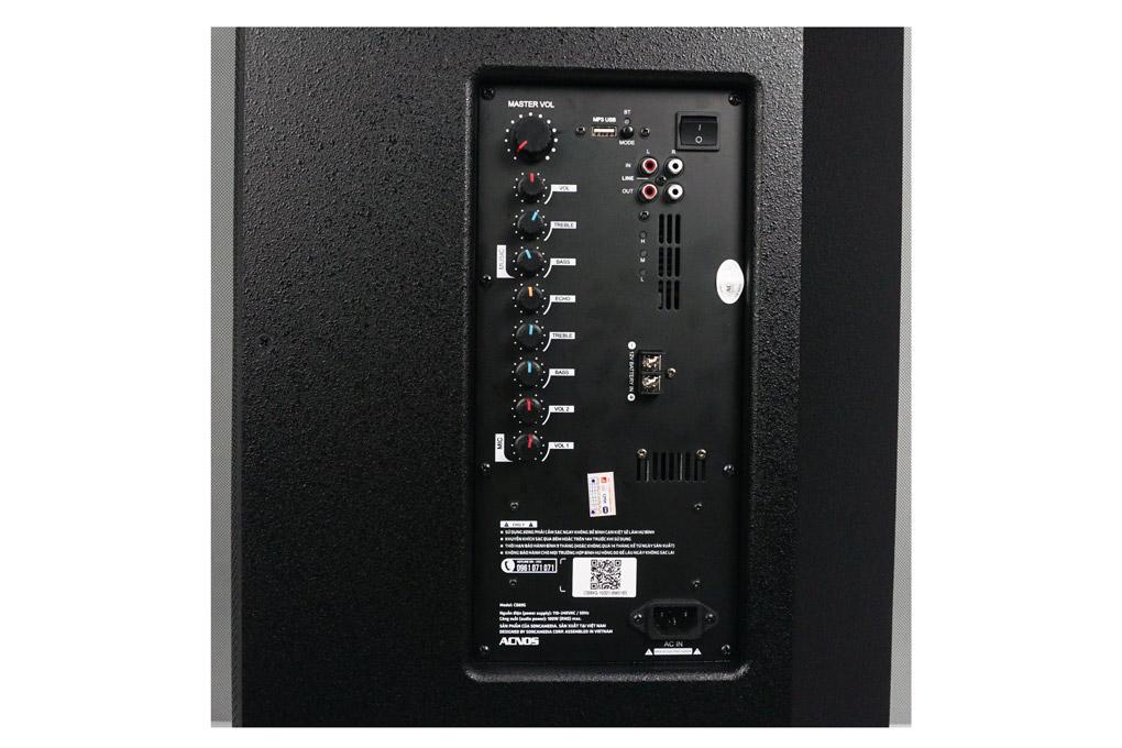 Dàn Karaoke Di Động KBEATBOX CB89G